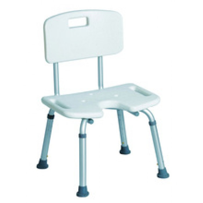 Cadeira de Duche Assento U Orthotic