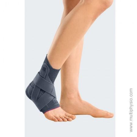 Suporte Elástico | Pé Elástico com Tiras para Articulação Tibiotársica