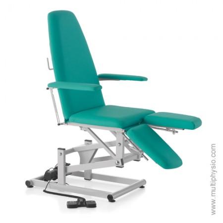Cadeira de Podologia Eléctrica
