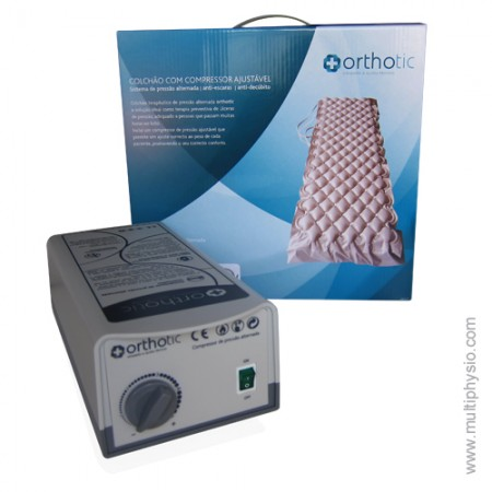 Colchão Anti-Escaras Orthotic